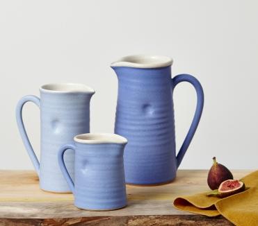 Blue jugs 72