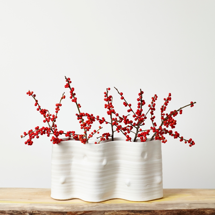 Extra wide vase 72