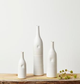 White bottles 72